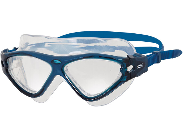 Zoggs Tri-Vision Mask blue/clear